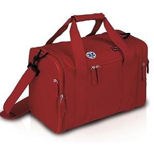 41r9JFOYvUL. SS300  - Elite Bags Jumbles - Mochila Botiquín de primeros auxilios, Modelo Jumbles, en color rojo