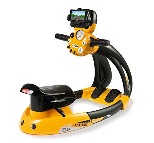 Smoby - Simulador Moto Twin Biker (370202)