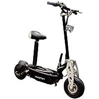 Moma Bikes, Monopattino elettrico 1.000W, pieghevole, doppio freno a disco