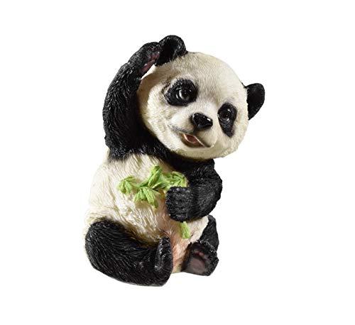 Klp Pandabär Panda Bär Deko Garten Tier Figur Skulptur Artikel Statue Teddy Objekt