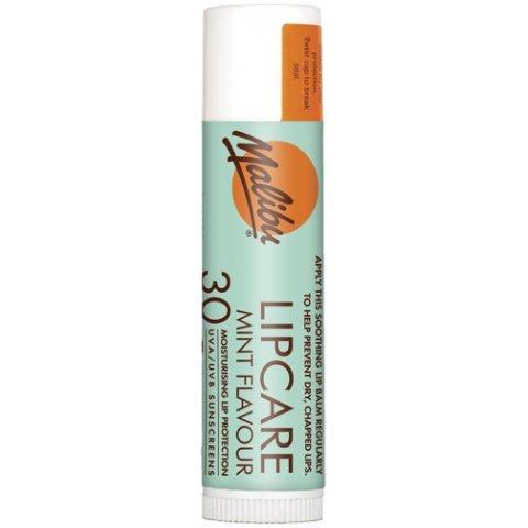 Malibu Sun Stick Mint Flavour Moisturising water resistant Lip Balm SPF-30,4g