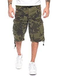 Geographical Norway Hommes Cargo Shorts People