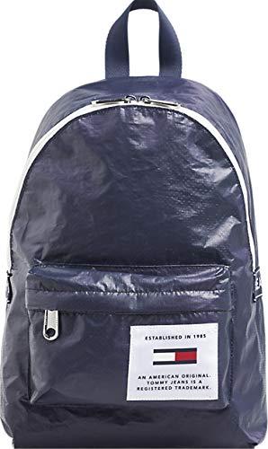 Tommy Hilfiger Zaino Con Patch Logo. Colore Blu. AU0AU00462496