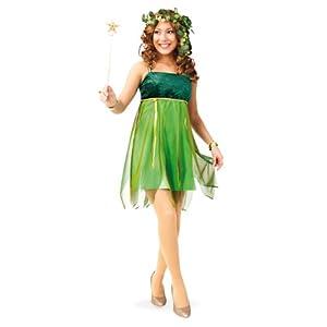 Party-Chic-Disfraz de Elfo Lauriel para Mujer, Talla 42, Color Verde, (Fritz Fries & Söhne GmbH 12184)