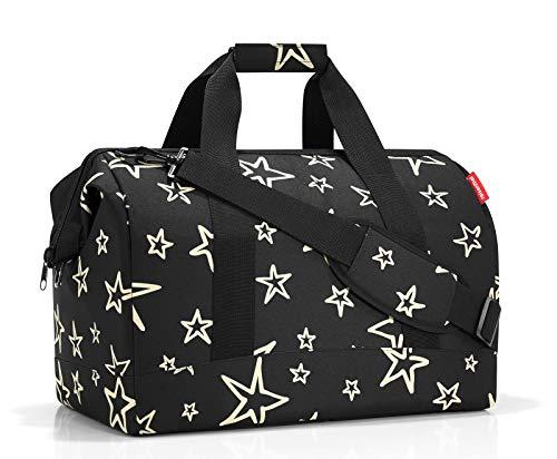 Reisenthel Reisetasche, 30 Liter, 48 cm, Stars