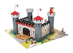 Janod - J06484 - Château Fort Dragon Bois