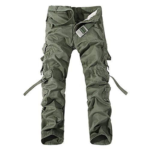 Pantalones Al Aire Libre Tácticos Moda Pantalones De De Modernas Casual Caza...