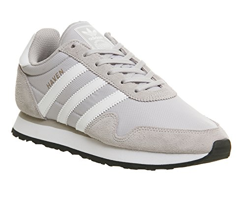 adidas Herren Haven Trainer Low Grau