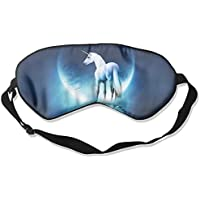 Unicorn Walking On Galaxy Road Toward The Moon 99% Eyeshade Blinders Sleeping Eye Patch Eye Mask Blindfold For... preisvergleich bei billige-tabletten.eu