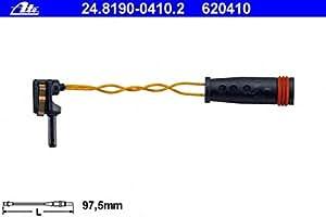 ATE 24.8190-0410.2 Contact d'avertissement, usure des garnitures de frein