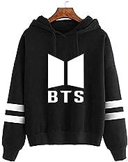 BTS Women Hoodies Sweatshirts Hoodies outwear Hip-Hop Bangtan boys jimin Clothes mm