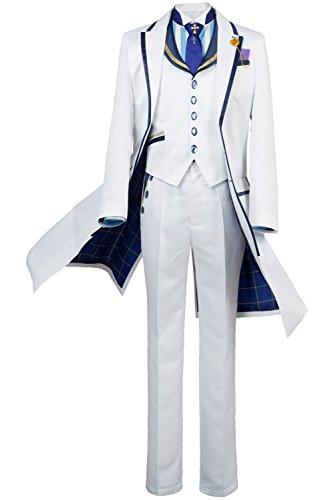 Fate Grand Order FGO Saber King Arthur Outfit Cosplay Kostüm Herren - King Arthur Kostüm