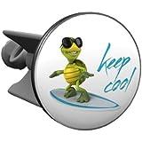 Plopp bonde Surfer keep cool pour lavabo, bonde, bonde Excenter, déversoir