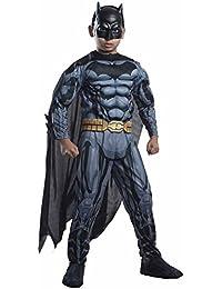 Batman Deluxe Kostüm für Kinder