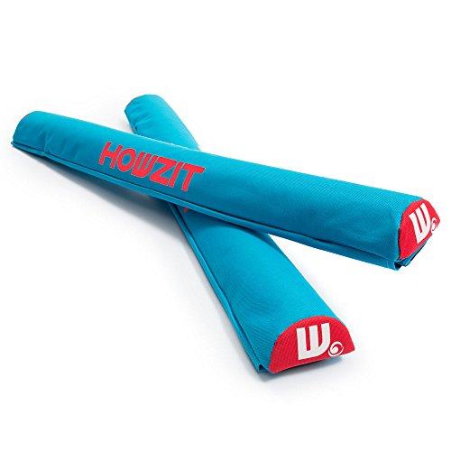 HOWZIT - Mousse pour barres de toit 74 cm Aqua