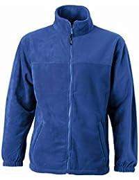 Veste polaire lourd zippé Homme Veste polaire full-zip Sweat-shirt Hoodie Taille S a 4XL