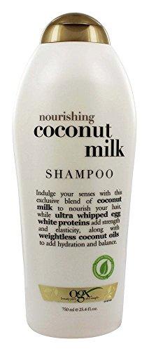 Organix - Shampoo nutriente latte di cocco - 25,4 oz.
