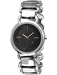 Fastrack Analog Black Dial Women's Watch NM6117SM01 / NL6117SM01