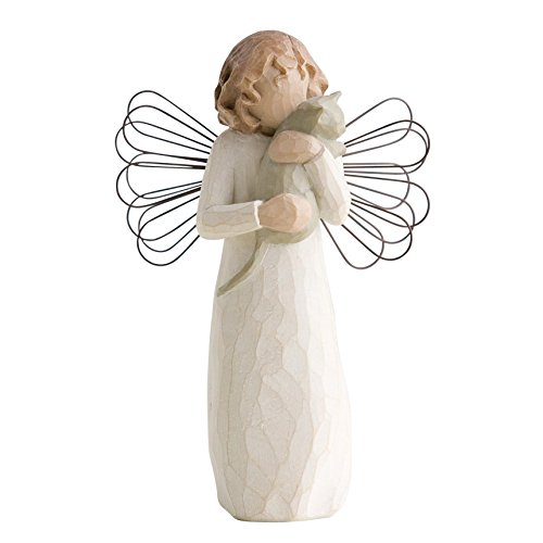 Willow Tree 26109 Figur der Liebe, 3,8 x 3,8 x 12,7 cm -