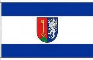 Königsbanner Hissflagge Petersberg - 120 x 200cm - Flagge und Fahne