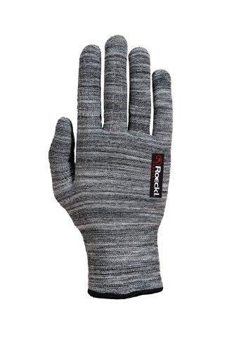 Roeckl Kalamaris Winter Unterziehhandschuh / Handschuhe grau: Größe: L (9)