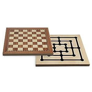 Juego - Chess-Tria, 30 x 30 cm, Mesa (ITA Toys JU00404)