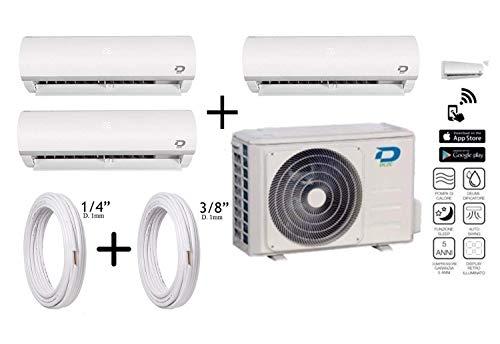 Diloc Frozen Aire Acondicionado MultiSplit Climatizador