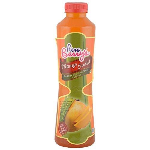 Pureberrys Syrup, Mango, 750 Ml