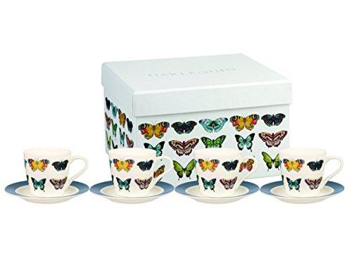 Harlequin Ahorn Papilio Set 4113,4g ESP Tasse und SCR Geschenk-Box, Multi, Set 8 (Esp Boxen)