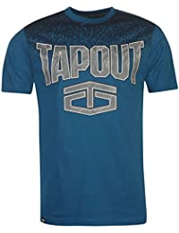 Tapout Tee Shirt Modèle Gradient (Taille Grand)