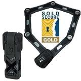 ABUS BordoGranit X Plus, Folding lock