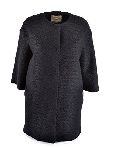Cappotto FLY GIRL Nero - 48