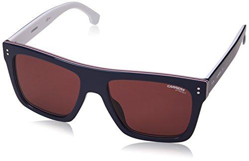 Carrera Unisex-Erwachsene 1010/S U1 PJP 55 Sonnenbrille, Blau (Bluette Pink)