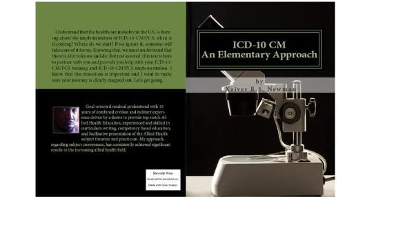 ICD-10-CM An Elementary Approach