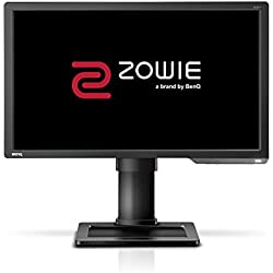 "BenQ ZOWIE XL2411 - Monitor de 24"" (1920X1080 Full HD, 16:9, Panel TN, 144 Hz para e-Sport, 1ms, Flicker free, Low Blue Light, HDMI, Inclinable), negro"