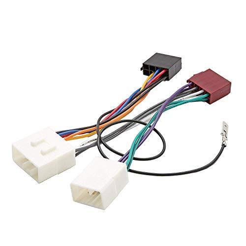Inex Paire de connecteurs pour Haut-Parleur Mazda