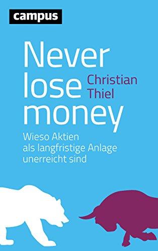 Never lose money: Wieso Aktien als langfristige Anlage unerreicht sind
