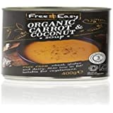 Free Natural Organic Carrot & Coconut Soup 400 g