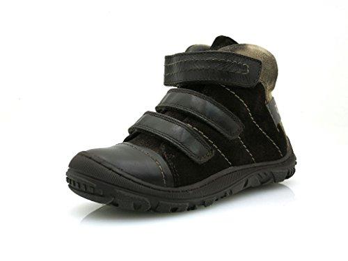 Gattino Robusta Tornozelo Sapatos De Couro Sapatos De Couro Da Sapatilha Das Sapatas De Alta Castanho 508g