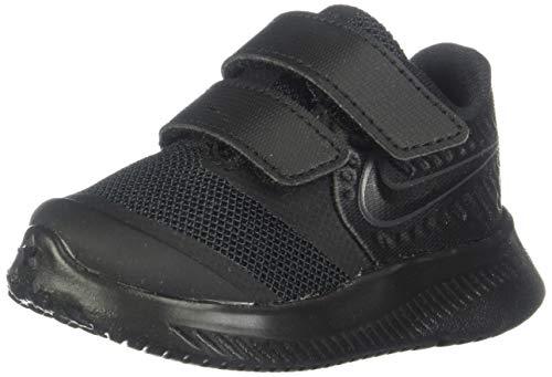 Nike Star Runner 2 TDV, Zapatillas de Gimnasia Unisex bebé, Negro Black/Anthracite/Black/Volt 003...