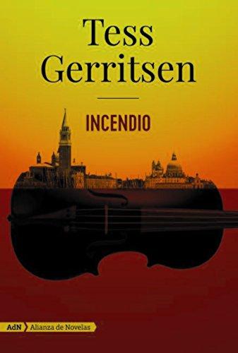 Incendio, Tess Gerritsen 41r9oZTECIL