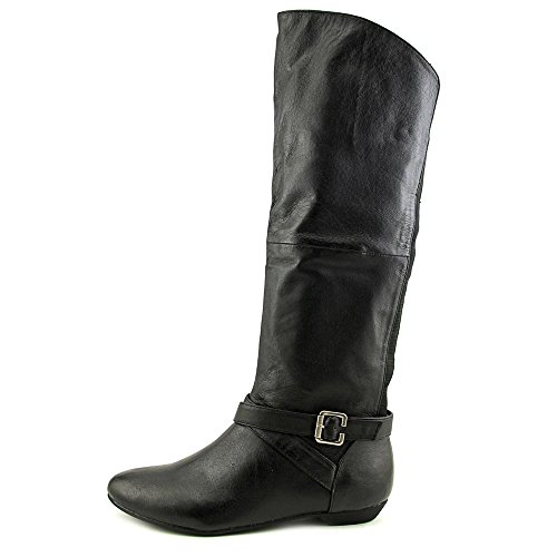 Chinese Laundry Z-Noble Femmes Cuir Botte Black