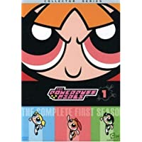‏‪The Powerpuff Girls: Season 1 - DVD‬‏