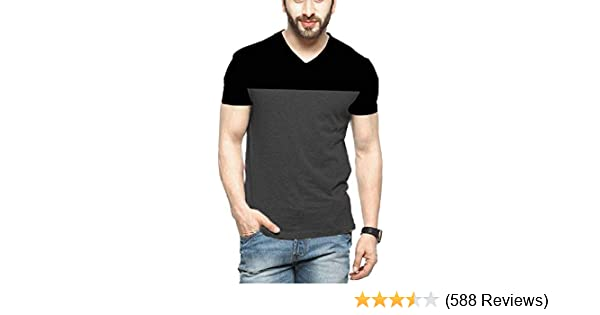 7dfb46faa33a Veirdo Men s Cotton Tshirt  Amazon.in  Clothing   Accessories