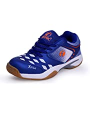 Feroc xega Blue Badminton Shoe