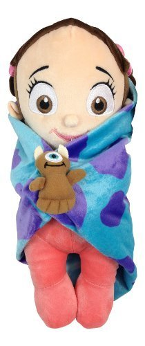 Disney Baby Boo in a Blanket Plush Doll Monsters Inc. by Disney