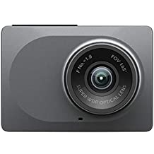 YI Compact Dash Camera 1080p Full HD - Black