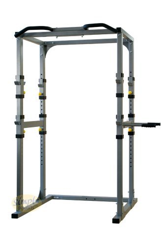 Body-Track® Impulse BT436 Power Rack