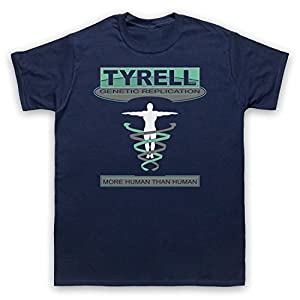 Inspired by Blade Runner Tyrell Corp Unofficial Mens T-Shirt