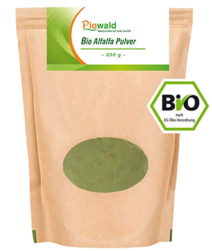 BIO Alfalfa Pulver - 250g -